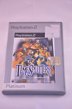SONY PLAYSTATION 2 - TIME SPLITTERS PLATINUM - PAL - GIOCO PS2 -