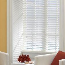 "Springs Window Fashions 2"" Plantation Blind, 53""W x 72""L, White Satin"
