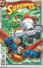 SUPERMAN 3D #133 Back Issue (S)