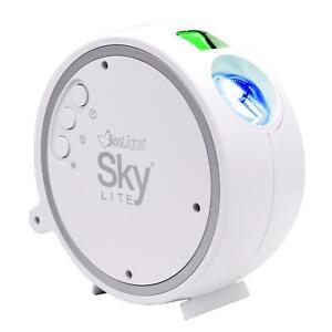 BlissLights Sky Lite (Refurbished) LED Laser Star Projector, Galaxy Lighting,