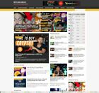 Bit coin Crypto Currencies News Website - Runs on AutoPilot + Free Hosting