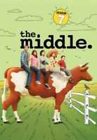 The Middle: Season 7 (3-Disc) NEW DVD