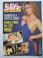 Cronaca Blitz (I) 38/1987, Giovanni Goria, Daniela Poggi, Illona Staller, Bardot