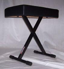 PROME BX30 Panca Sgabello per Piano e Tastiera