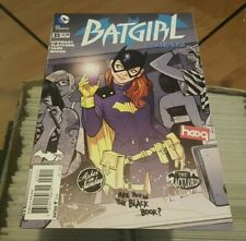 Batgirl #35 New 52 First New Batgirl Burnside Costume NM