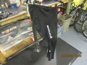 Endura Thermolite tights XL black, NEW w/tags