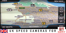 More details for seat 2021 sat nav speed cameras cams leon ibiza arona ateca tarraco fr cupra