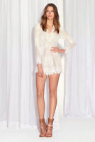 SHEIKE sz 14 womens Romans Lace Playsuit [#2981]