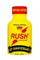 Poppers Rush Anniversary  40ml Poppers - Sexshop
