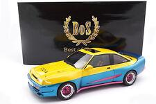 #329 - BoS-Models Opel Manta B Mattig - 1991 - mit Schlüsselanhänger - 1:18