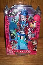 Bratzillaz Back to Magic Doll MEYGANA BROOMSTIX House Witchez Witch Glass Eyes