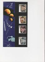 1990 ROYAL MAIL PRESENTATION PACK ASTRONOMY MINT DECIMAL STAMPS