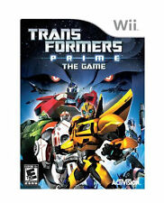 Transformers Prime: The Game - Nintendo Wii, (Wii)