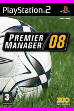 Premier Manager 08 (PS2) VideoGames