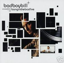 Bad Boy Bill - Bangin the Box Vol 5 CD