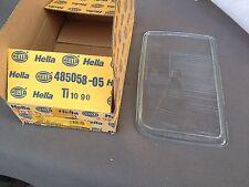 621/   Ford Sierra  Scheinwerfer Glas Streuscheibe Hella 9ES126432-001/  NEU NOS