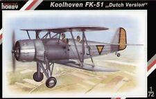 Special Hobby 1/72 Koolhoven FK-51 'versión holandesa' # 72048
