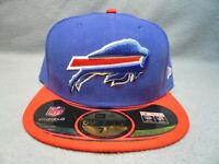 New Era 59fifty Buffalo Bills Game On Field Sz 7 7/8 BRAND NEW Fitted cap hat