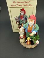 THE INTERNATIONAL SANTA CLAUS COLLECTION PADRE NICHOLAS PORTUGAL IN BOX SC64IN