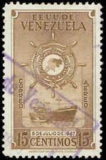Scott # C258 - 1966 - ' M.S. Republica de Venezuela '