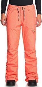 ROXY Women's NADIA Snow Pants - MJL0 - Small - NWT
