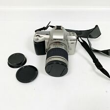 Pentax ZX-60 Date Auto Focus Camera With 28-80mm Lens With Camera Case