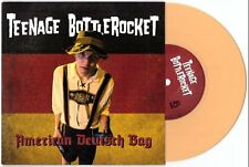 "Teenage Bottlerocket ""American Deutsch Bag"" 7"" OOP NM Nofx The Lillingtons"