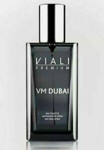VIALI MAN EDT 122 | VM DUBAI |HALAL| ALCOHOL FREE |PERFUME SPRAY| 30 ML