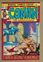 Conan The Barbarian #20 (Marvel 1972) Roy Thomas - Barry Smith - Dan Adkins