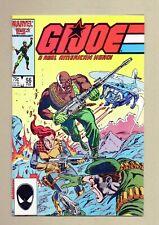 G.I Joe #56 Scans VF Marvel Comics 1987