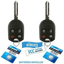 2 for Ford 2011 2012 2013 2014 2015 2016 F150 F350 keyless Remote start Key Fob