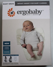 Easy Snug Infant Insert, Natural, Premium Cotton