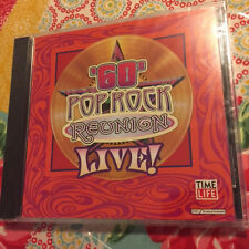 TIME LIFE MUSIC 60s Sixties Pop Rock Reunion Live CD The Grass Roots BRAND NEW
