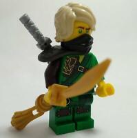Lloyd - LEGO Minifigure Secrets of the Forbidden Spinjitzu Hair