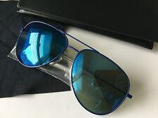 Saint Laurent lunettes de soleil aviateur 59 mm-NEW BOXED-RRP £ 260