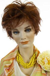 Short Jon Renau Petite Jazz Wavy Straight Blonde Brunette Red Grey Wigs