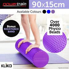 POWERTRAIN 90x15cm Eva Foam Yoga Roller