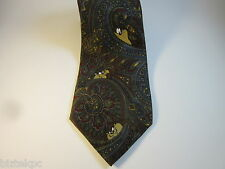 Looney Tunes Mania Tie Necktie Taz Excellent Condition Length 61 Width 4