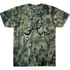 Atlanta Braves Camo T-Shirt Tee Brand NEW