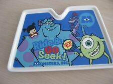 Tokyo Disneyland Monsters Inc Ride and Go Seek Opening April 15, 2009 Dish