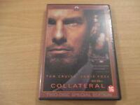 DVD - COLLATERAL - TOM CRUISE / JAMIE FOXX - ZONE 2