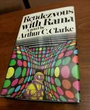 Arthur C. Clarke - RENDEZVOUS WITH RAMA - First Edition