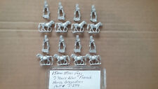 15mm Mini Figs 7 Years War French Horse Grenadiers