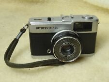 OLYMPUS TRIP 35 camera - fully working  film tested. vgc working well