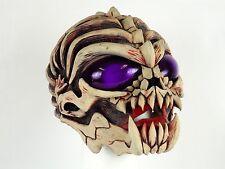 Down to Earth Alien Skeleton Monster Skull Scary Adult Latex Full Halloween Mask