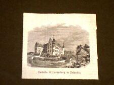 I Castelli della Danimarca Castello di Lovenborg Zelandia