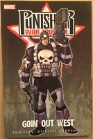 Punisher War Journal - Vol. 2 Going Out West  - NM - tpb - Fraction - Marvel