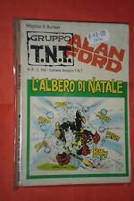 ALAN FORD-1° serie GRUPPO TNT ORIGINALI- N°8 b DI: MAX BUNKER e MAGNUS ED-CORNO