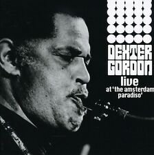 Dexter Gordon - Live at the Amsterdam Paradiso [New CD]