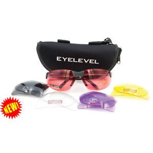 Eyelevel Marksman Shooting Glasses 5 Lens Set